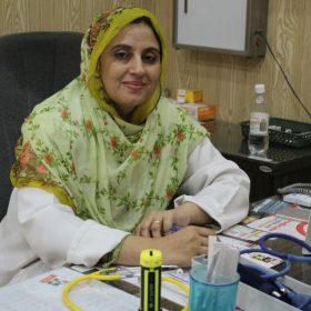 Dr. Nafisa Muzaffar