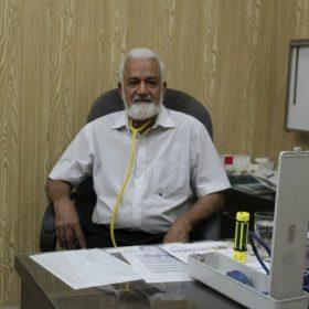 DR. Col Manzoor Ahmed Qamar